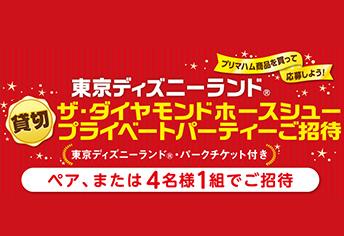 プライベートパーティーご招待キャンペーン実施中!