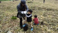 植樹祭『2012しみずグリーンフェスティバル』へ参加