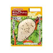 サラダチキン 塩分25%カット&糖質ゼロ ペッパーガーリック