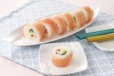 生ハムロール寿司