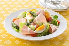 温野菜サラダ ヨーグルトドレッシング
