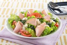 崩し豆腐の和風サラダ