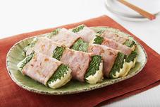 プリマヘルシー 糖質ゼロシリーズ 木綿豆腐と大葉とチーズのベーコン巻き